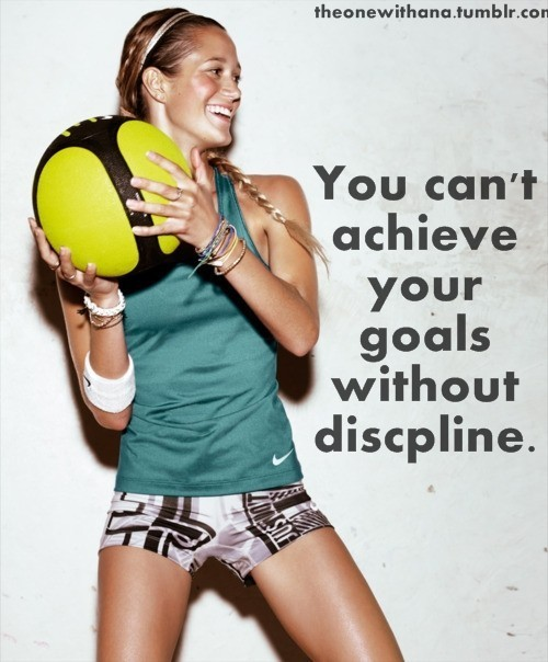 discipline ve motivation