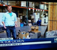 E-waste recycling company CleanBayArea on NBC Bay Area