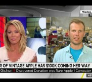 E-waste recycling company CleanBayArea on CNN Newsroom