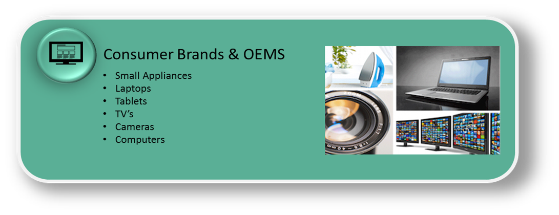 Consumer Brands and OEM