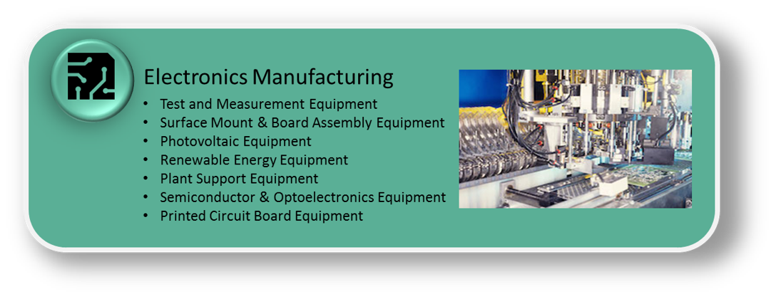 Electronics Manufacturing Equipment